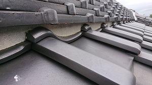 茨城県 瓦屋根工事